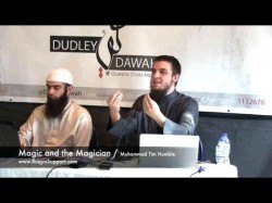 Exorcism (Ruqya) Course – Episode 4/9 – Magic and the Magician – Abu Ibraheem  ...