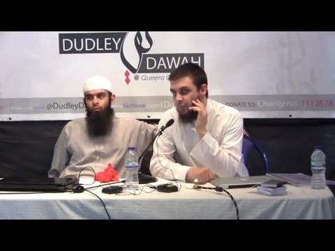 Exorcism (Ruqya) Course – Episode 9/9 – The Conclusion – Abu Ibraheem & Tim Humble