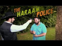 Who are the Haraam Police?