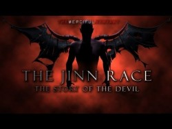 The Jinn Race | Story of the Devil Iblis | Shaytaan