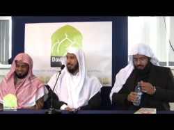 Diseases of the Heart and its Cures + Q & A Session – Part 3 – Qari Abu Bakr Sh ...