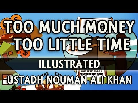 Making too Much Money, Having too little time?