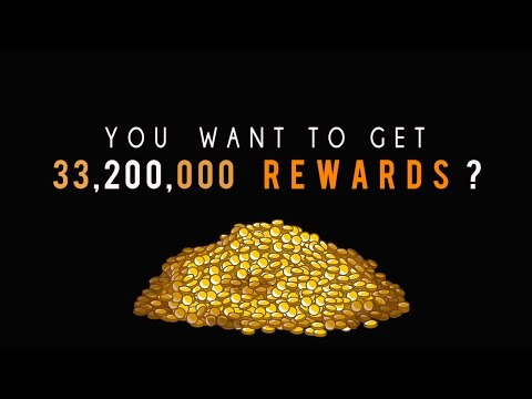 You Want To Get 33,200,000 Rewards? – Mind Blowing Reminder