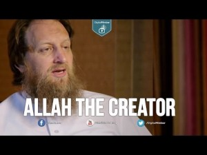Allah the Creator – AbdurRaheem Green