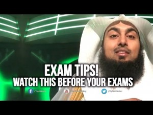 Exam Tips! Watch this before your Exams – Sajid Umar