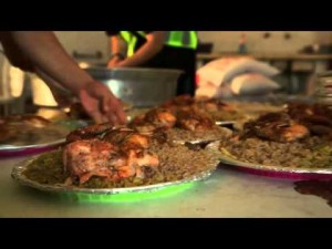 Feed the Fasting Last 2015 – GAZA