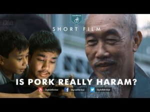 Very interesting must watch. Is Pork Really Haram? | Short Film 2017