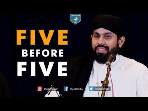 Five Before Five – Muiz Bukhary
