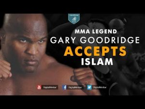 MMA LEGEND Gary Goodridge Accepts Islam