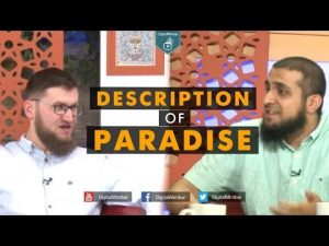 Description of Paradise – Ismail Bullock & Syed Bilal Shafi